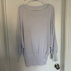 Free People We The Free Tunic Slouch Dolman Top